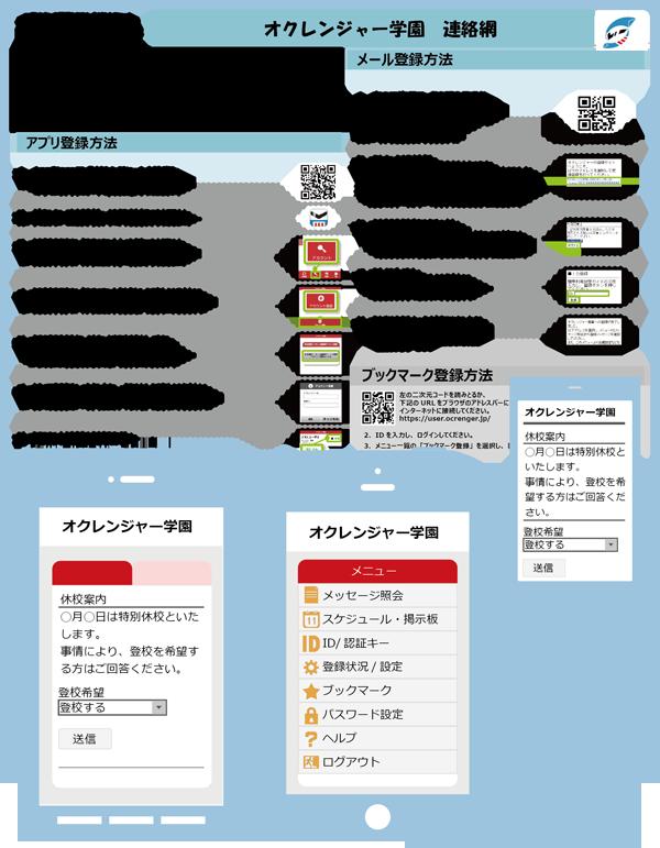 簡単で分かりやすい管理画面